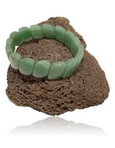 Bracelet aventurine pierres reflets