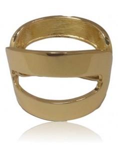 Bracelet manchette gold design