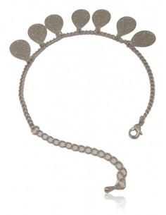 Bracelet fantaisie pampilles gouttes