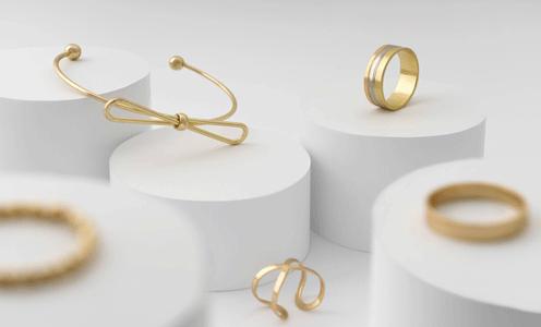 bijoux acier femme