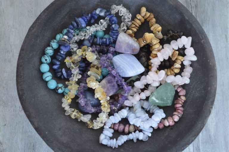 vendre des bijoux en pierre